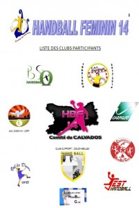 affiche clubs hbf14
