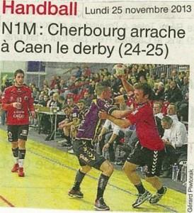 Caen - Cherbourg 25.11.13 (1)