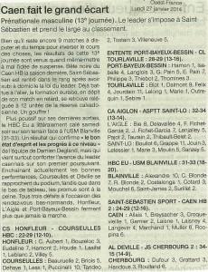 Caen HB Prénat 27.01.14