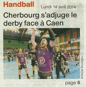 Cherbourg - Caen 114.04.14