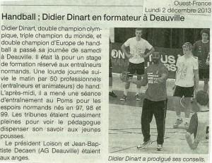 Didier Dinart 02.12.13