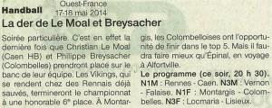 La der de Breysacher 17.05.14