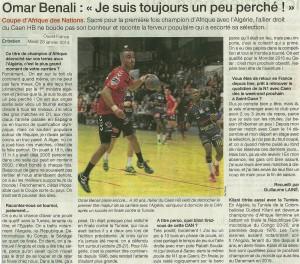 Omar Benali 28.01.14