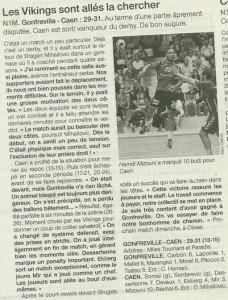 Caen hb 06-10-14