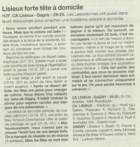 Lisieux lundi 17 niov 4