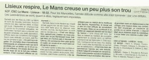 we 10-11 janvier lisieux