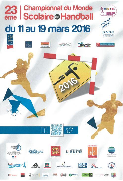 Affiche Championnats du Monde